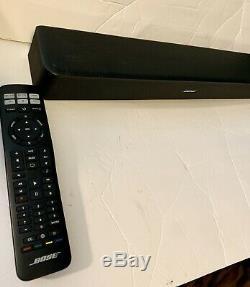 Bose Solo 5tv Sound System Bluetooth Avec Télécommande