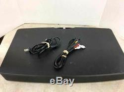 Bose Solo Tv Système Audio Avec Des Câbles Av À Distance Et Works Cordon D'alimentation