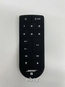 Bose Soundtouch 10 Haut-parleur Bluetooth Sans Fil 416776 Noir Avec Télécommande
