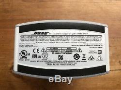 Bose Soundtouch 10 Haut-parleur Sans Fil Blanc Incl. À Distance (état Neuf)