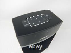 Bose Soundtouch 10 Haut-parleur Sans Fil Bluetooth + Télécommande Noir