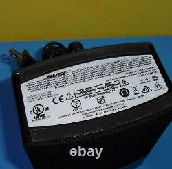 Bose Soundtouch 10 Modèle 416776 Haut-parleur Bluetooth Sans Fil- Black No Remote