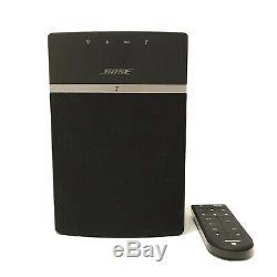Bose Soundtouch 10 Parleur Sans Fil Bluetooth Avec Télécommande 416776