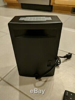 Bose Soundtouch 10 Système De Musique Sans Fil Haut-parleur Noir Avec Télécommande Et Cordon