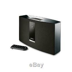 Bose Soundtouch 20 Series III Système De Musique Sans Fil Avec Télécommande, Noir