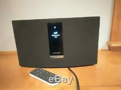 Bose Soundtouch 20 Système De Musique Numérique Wi-fi Avec Télécommande