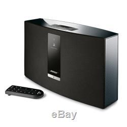 Bose Soundtouch 20 Système De Musique Sans Fil Noir Withremote