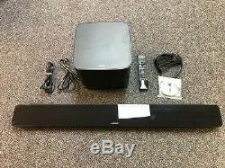Bose Soundtouch 300 Soundbar Avec Système Sans Fil Bass Module Et À Distance