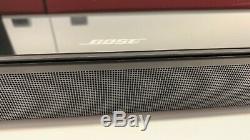 Bose Soundtouch 300 Soundbar Système Noir Avec Des Câbles D'origine Et À Distance