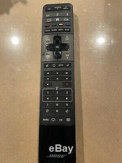 Bose Soundtouch 300 Soundbar Système Noir Avec Télécommande