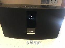 Bose Soundtouch 30 Series III Bluetooth Wireless Music System- Noir W À Distance