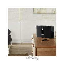 Bose Soundtouch 30 Series III Système De Musique Sans Fil Avec Télécommande, Noir