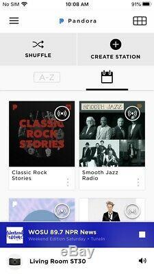 Bose Soundtouch 30 Wi-fi Music System Noir Avec Télécommande, Cordon Et De Boîte
