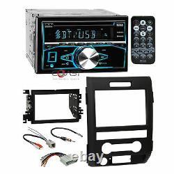 Boss CD Mp3 Usb Bluetooth Stereo Dash Kit Harnais De Fil Pour 2009-12 Ford F-150
