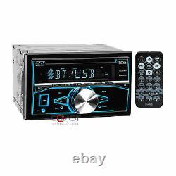 Boss CD Mp3 Usb Bluetooth Stereo Dash Kit Harnais Pour 2006-08 Nissan 350z