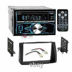 Boss CD Mp3 Usb Bluetooth Stereo Dash Kit Harness Pour 2003-08 Toyota Corolla