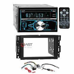 Boss CD Mp3 Usb Bluetooth Stereo Dash Kit Harness Pour 2007+ Gmc Chevy Pontiac