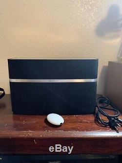 Bowers Et Wilkins A7 Airplay Haut-parleur Sans Fil Avec Télécommande