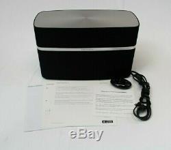 Bowers Et Wilkins A7 Airplay Parleur Sans Fil Avec Télécommande