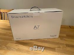Bowers & Wilkins B & W A7 Musique Président Système Apple Airplay Wifi Sans Fil À Distance