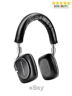 Bowers & Wilkins Écouteurs Intra-auriculaires P5 Série 2 Avec Micro Et Télécommande Noir