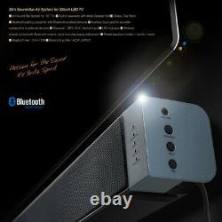 Britz Bz-t3400 Bluetooth Wireless Sound Bar Soundbar / Télécommande 220v 20w