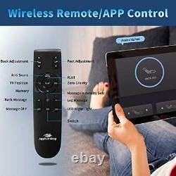 Cadre De Lit Réglable, Base Réglable À Distance Sans Fil Avec App Bluetooth Full