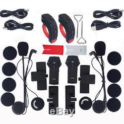 Casque Casque Fm + Moto Moto Intercom Moto Nfc Bluetooth Intercom 1000 M Bt Us