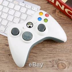Contrôleur De Jeu Sans Fil Bluetooth Gamepad Télécommande Manette De Jeu Pour Xbox 360t