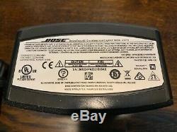 Deux! (paire) Haut-parleur Sans Fil Soundtouch 10 Bose Utilisé + Nouvelle Télécommande