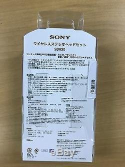 Écouteur Sans Fil Sony Télécommande Compatible Bluetooth Type Canal Sbh 50