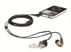 Écouteurs À Isolation Sonore Avec Télécommande Shure Se535ltd, Édition Limitée, Rouge