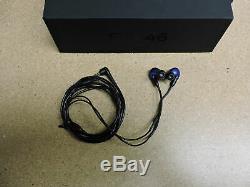 Écouteurs Intra-auriculaires À Isolation Sonore Shure Se846 Avec Télécommande Bluetooth Rmce-bt1