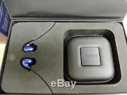 Écouteurs Intra-auriculaires À Isolation Sonore Shure Se846 Avec Télécommande Bluetooth Rmce-bt1 Et Micro