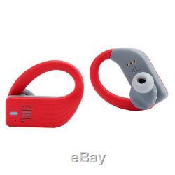 Écouteurs Intra-auriculaires Sport Imperméables Jbl Endurance Peak Avec Télécommande Et Micro Intégrés
