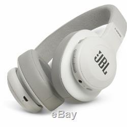 Ecouteurs Jbl Signature Sound Bluetooth Sans Fil Avec Télécommande Et Micro, Blanc