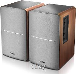 Edifier R1280db Bluetooth Alimenté Haut-parleurs De Bibliothèque Entrée Optique Sans Fil