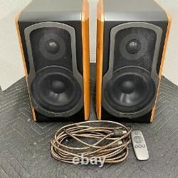 Edifier S1000db Multimedia Bookshelf Bluetooth Haut-parleurs Sans Fil Remote