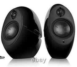 Edifier USA E25 Luna Eclipse 2.0 Bluetooth (noir) Haut-parleurs Sans Fil Avec Télécommande