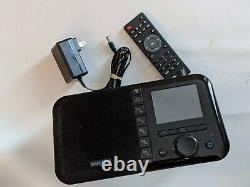 Grace Digital Internet Radio Wireless Network Bluetooth Aux Distant Gdi-wha6001