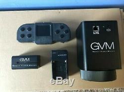 Gvm 2d 2 Axes Sans Fil En Fibre De Carbone Motorisé Coulissant Avec Bluetooth À Distance