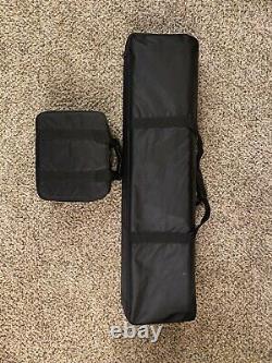 Gvm 3d 3 Axes Sans Fil Fibre De Carbone Motorisé Slider Avec Télécommande Bluetooth (32)