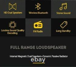 Haut-parleur Audio Tv Sans Fil 20w Télécommande En Plastique Bluetooth Home Theater