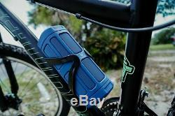 Haut-parleur Bluetooth 16w Range Sans Fil Withsurround Son Vélo Cage Et À Distance