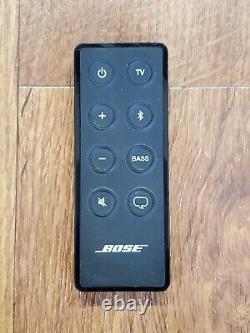 Haut-parleur Sans Fil Bluetooth Bose Solo 10 Series II Tv Sound System Avec Télécommande