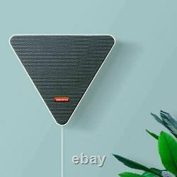 Haut-parleur Sans Fil Bluetooth Mural Rgb Flush Music Stereo Speaker Remote