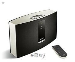 Haut-parleur Sans Fil Bose Soundtouch 20 Série Iii, Compact, Comprend Une Télécommande