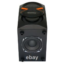 Home Théâtre Stereo Audio Système Haut-parleurs Son Bluetooth Usb Wireless Remote C