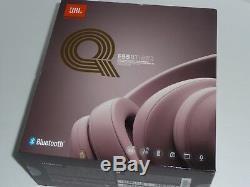 Jbl Harman Ecouteurs Supra-auriculaires Sans Fil Quincy Edib E55bt Avec Télécommande À 1 Bouton