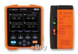 Keysight U1118a Kit Sans Fil, Classe De Connectivité À Distance U1115a Bluetooth